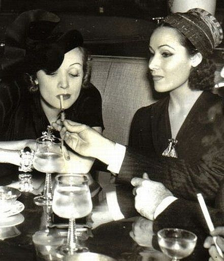 Dolores Del Rio And Marlene Dietrich Photos News And Videos Trivia