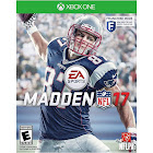 Madden NFL 17 [Xbox One Game]