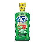 Act Kids Anti-cavity Fluoride Rinse, Wild Watermelon, 16.9 oz