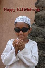 Idd Mubarak from a Blind Boy by firoze shakir photographerno1