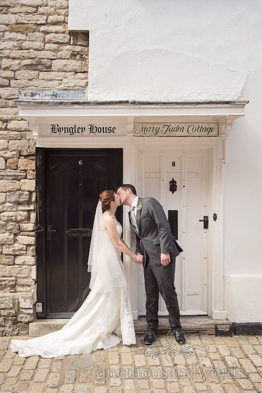 Scaplens court wedding photographs with Vicky and Robert -