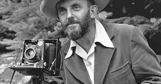 How Ansel Adams Grew From a Casual Photographer Into a Legendary One