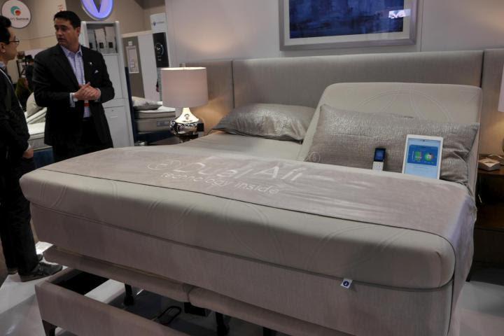 Sleep Number unveils x12, the sensor-studded super ...