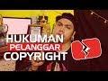 Jenis Pelanggaran Copyright atau Hak Cipta Video Youtube