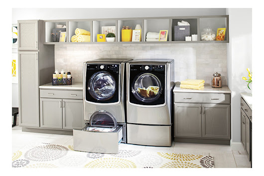 Benefits Of Using Front Loading Washer & Dryers