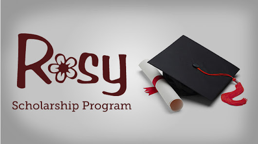 Rosy Rewards Scholarship Program - Rosy Salon Software
