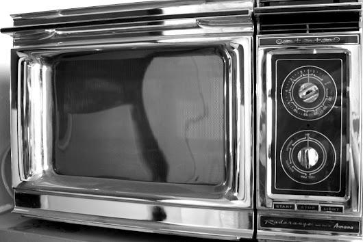 Microwave cleaning tips