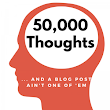 Shonali Burke Consulting | 50,000 Thoughts, and Blogging Ain't One of 'Em