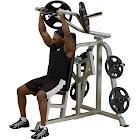 Body Solid LVSP Leverage Shoulder Press