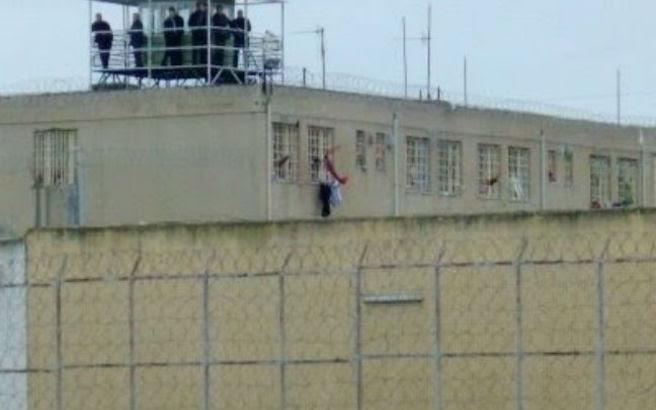 Σοβαρά επεισόδια στις φυλακές Τρικάλων