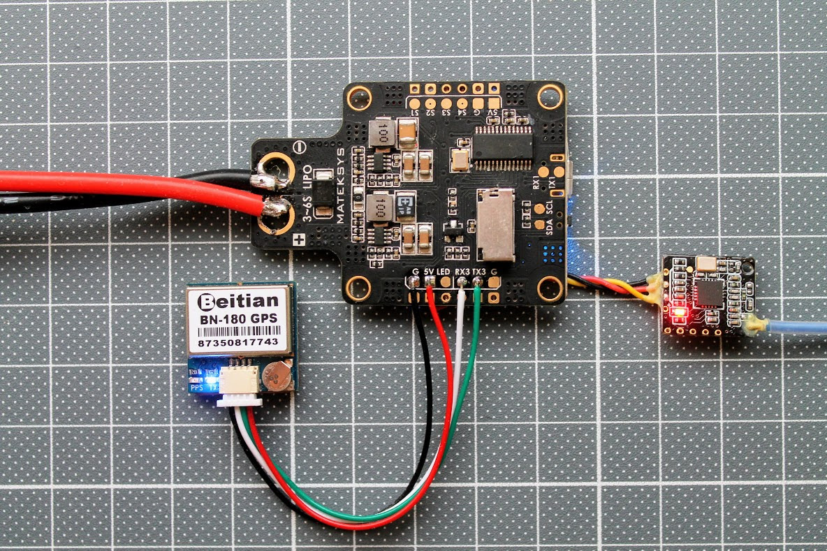 Guide Installing Gps In Quadcopter