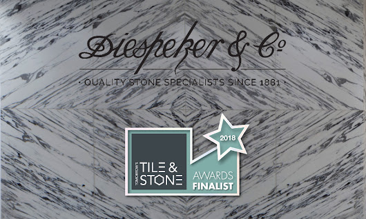 Finalist in Tomorrow's Tile & Stone Awards - Diespeker and Co