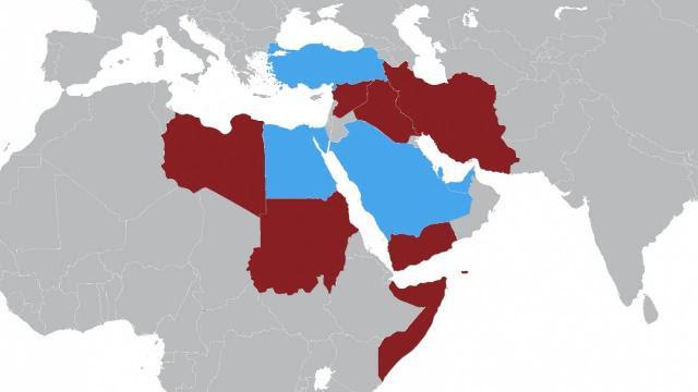 Risultati immagini per countries of the immigration ban