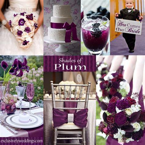 Plum Wedding Color   Four Fantastic Choices   Wedding