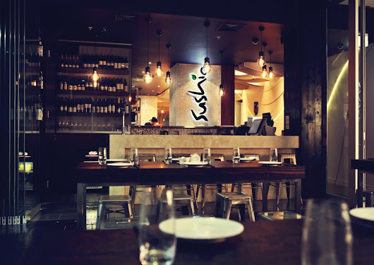 Sushia Izakaya and Bar (Casual Dining Review)