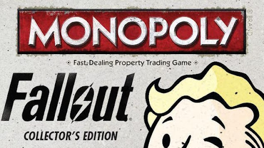 Fallout Monopoly Is Coming [UPDATE]