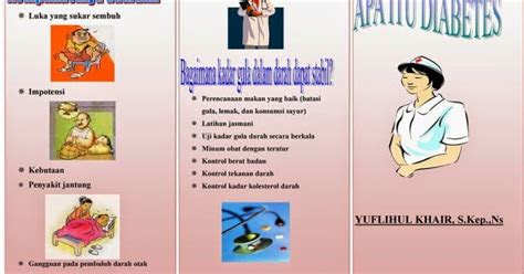 ebooks yuflihul khair leaflet diabetes