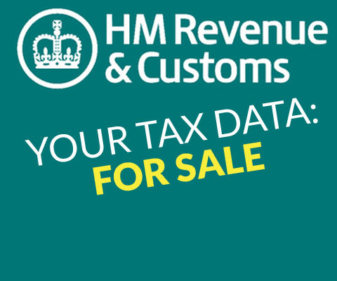 Sign the petition: Don't sell our tax data