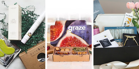 20 Monthly Subscription Boxes You'll Want Delivered ASAP