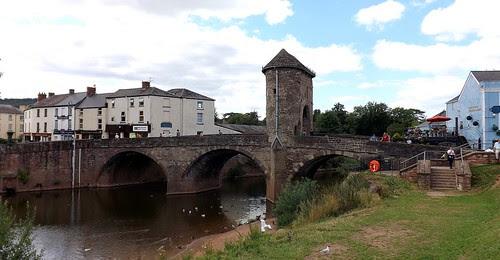 Monnow Bridge / Pont Mynwy (1270)
