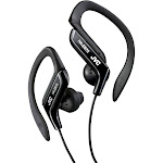 JVC HA EB75-B Headphones - Black