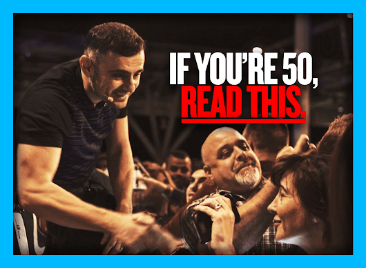 My Advice to 50-Year-Olds!
