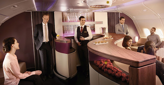 Qatar Business Class sale from £975 with some genuine bargains! - Turning left for less