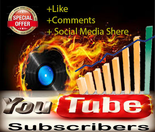 I will promote your youtube channel quickly and safe
