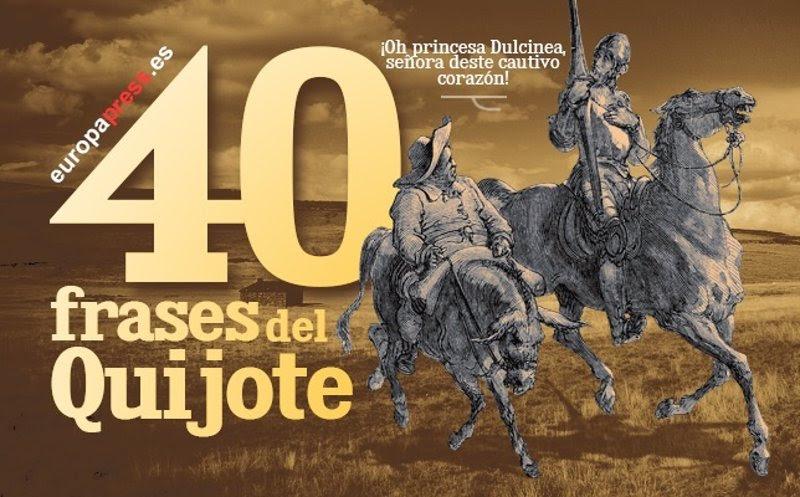 40 Frases Del Quijote
