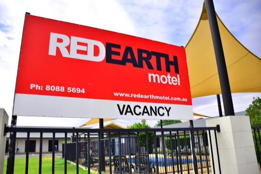 Red Earth Motel – The Perfect Outback Base for Discovering Broken Hill