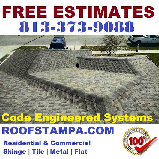 Roofing Tampa Bay Area | Roofing Contractors Tampa FL. | Code Engineered Systems, Inc.