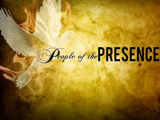 People of the Presence of the Holy Spirit - Flowing Faith