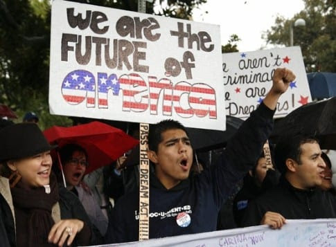House Republicans Vote To Deport 550,000 Kids Who Have Spent Much of Their Lives In The US