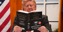 The President Is Missing... a few finer points on how the cyber works in this novel