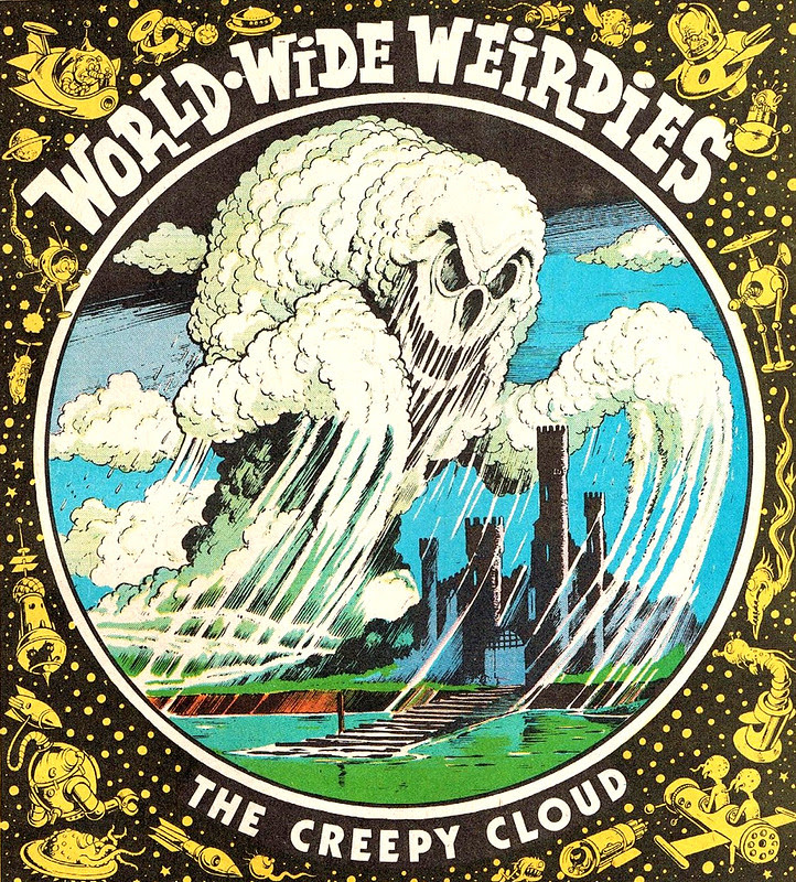 Ken Reid - World Wide Weirdies 127