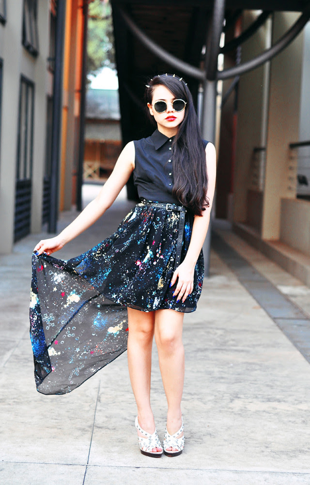 Fashion Blogger - Clara Campelo
