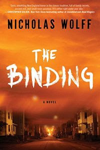 The Binding by Nicholas Wolff