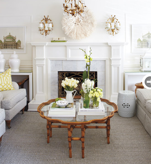 Suzie: Style at Home - Christine Hanlon - Virginia MacDonald Photography - Chic living room ...