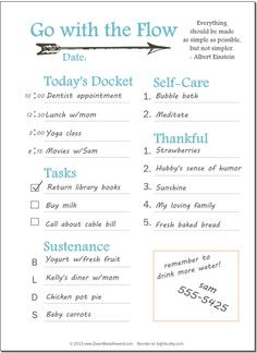 Pt. 1: How to Begin New Habits {Free Daily Planner} | Daily ...