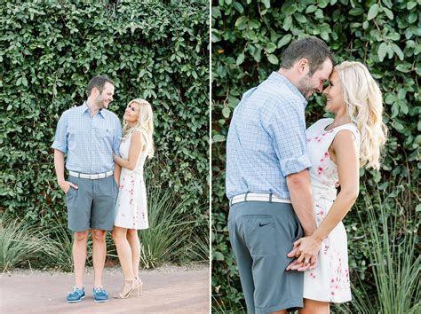 Old Town Scottsdale Engagement   AZ Photographer   Tiffany