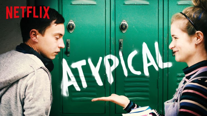 Atypical - Renewed for a 2nd Season