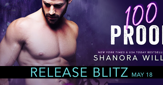 Release Blitz and Book Review for 100 PROOF by Shanora Williams