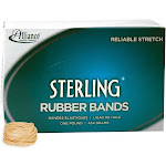 Alliance Sterling Rubber Bands, #12
