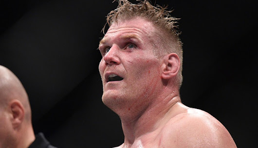 Report | Former heavyweight champion, Josh Barnett released by the UFC