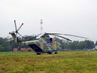 Ми-26. Фото с сайта rus-helicopters.ru