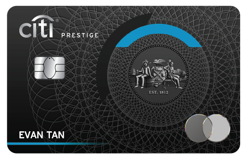 Citibank Singapore Unveils New Card Faces for Citi Prestige and