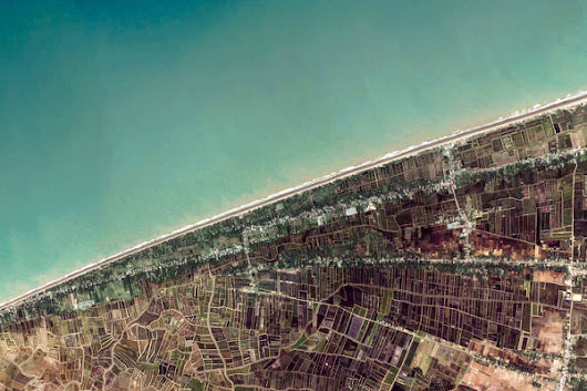 Kabupaten Aceh Utara, Indonesia – Earth View from Google