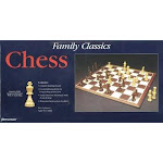 Pressman Toy 3224-06 Family Classic Chess - Age 10 to 12
