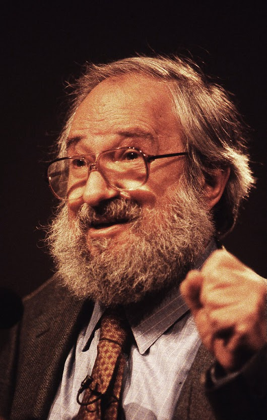 In Memory: Seymour Papert | MIT Media Lab