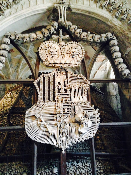 Bone Church, Kutna Hora, Czech